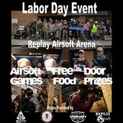 Labor Day Special CQB Event