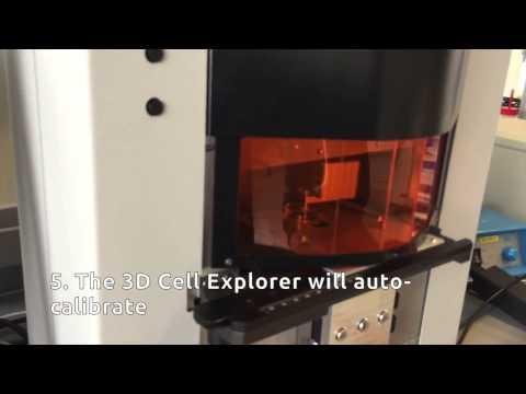 Microscópio 3D - algoritmos holográficos