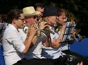 London Metropolitan Brass in The Grove - Sun 1st Sep 2pm