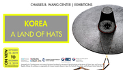 Korea: A Land Of Hats / Opening Reception