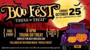 BOO FEST - TRUNK OR TREAT