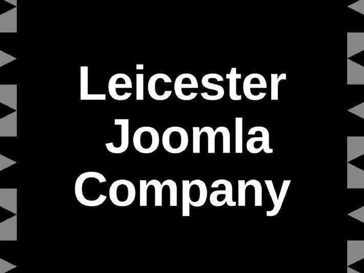 Leicester Joomla Company