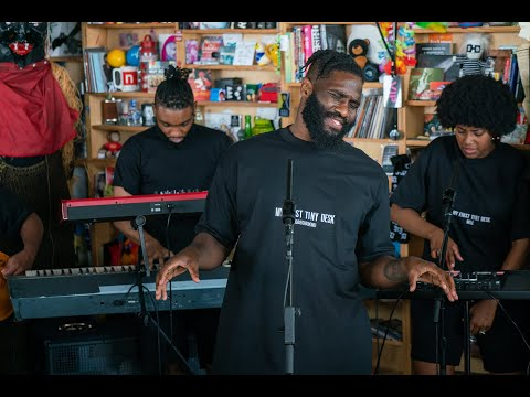 Tobe Nwigwe: NPR Music Tiny Desk Concert