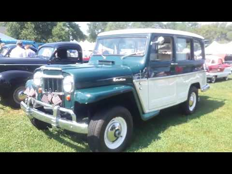 Gimme the Willys  CJ, Wagon, Jeepster and Americar