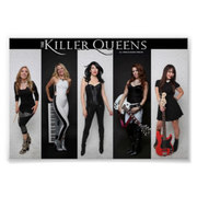 The Killer QUEENS - QUEEN Tribute - All Female