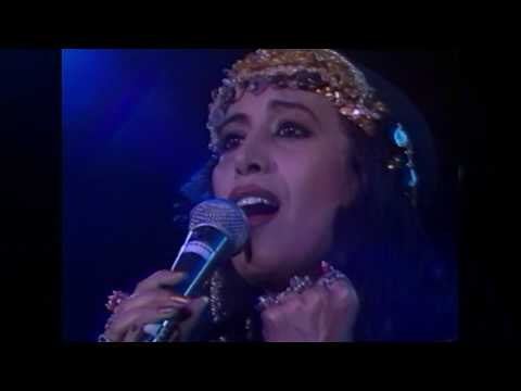 OFRA HAZA - Fatamorgana (Montreux Jazz Festival 1990)