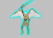 another angel color added