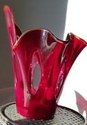 Red Vase (2)