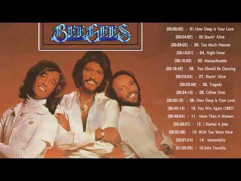Bee Gees - Greatest Hits - Best Songs Of Bee Gees
