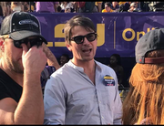 Josh hartnett tigers stadium, baton rouge louisiana august 31 2019