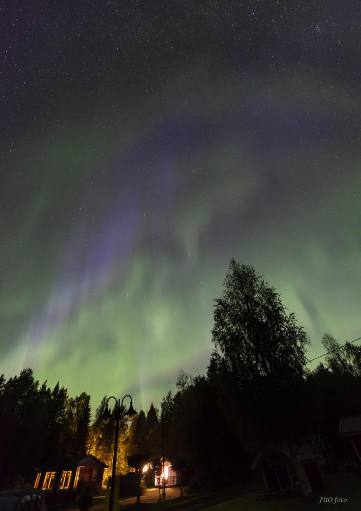 Norrsken kl 00:32 2019-09-01