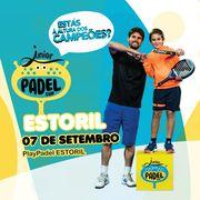 CRIANÇAS: 5ª etapa do 'Junior Padel Cup'