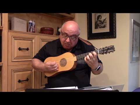 Prelude for Renaissance Guitar by Adrian Le Roy