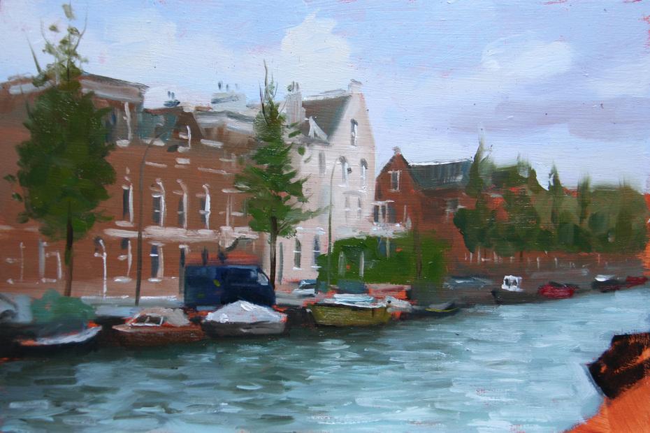 Liedesvaart,-Haarlem
