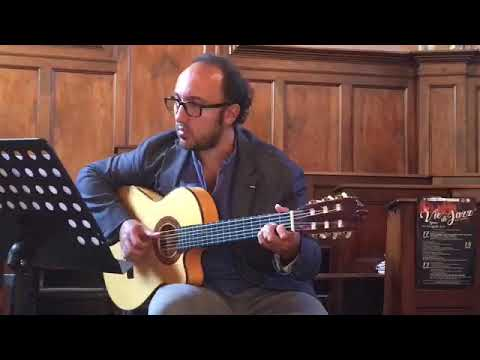 Concerto speciale per chitarra sola di Filippo Cosentino Andromeda (Nau Records)
