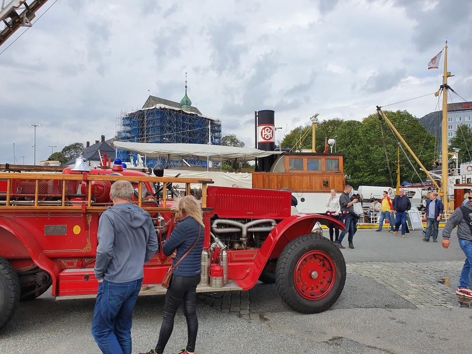 Mini-Fjordsteam Bergen 2019.