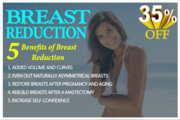 Get Low-Cost Breast Reduction Surgery in India