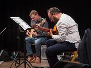 Filippo Cosentino trio