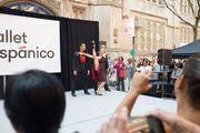 Ballet Hispánico Celebrates Hispanic Heritage Month: Antojito