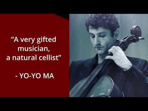 Famous Cellist Dale Henderson