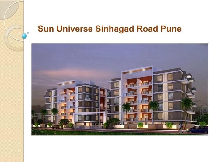 Sun universe - flats for sale in Pune Sinhagad Road