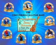 Tony Ferrell AllStar Band at Jannys Showroom (Peoples Place)