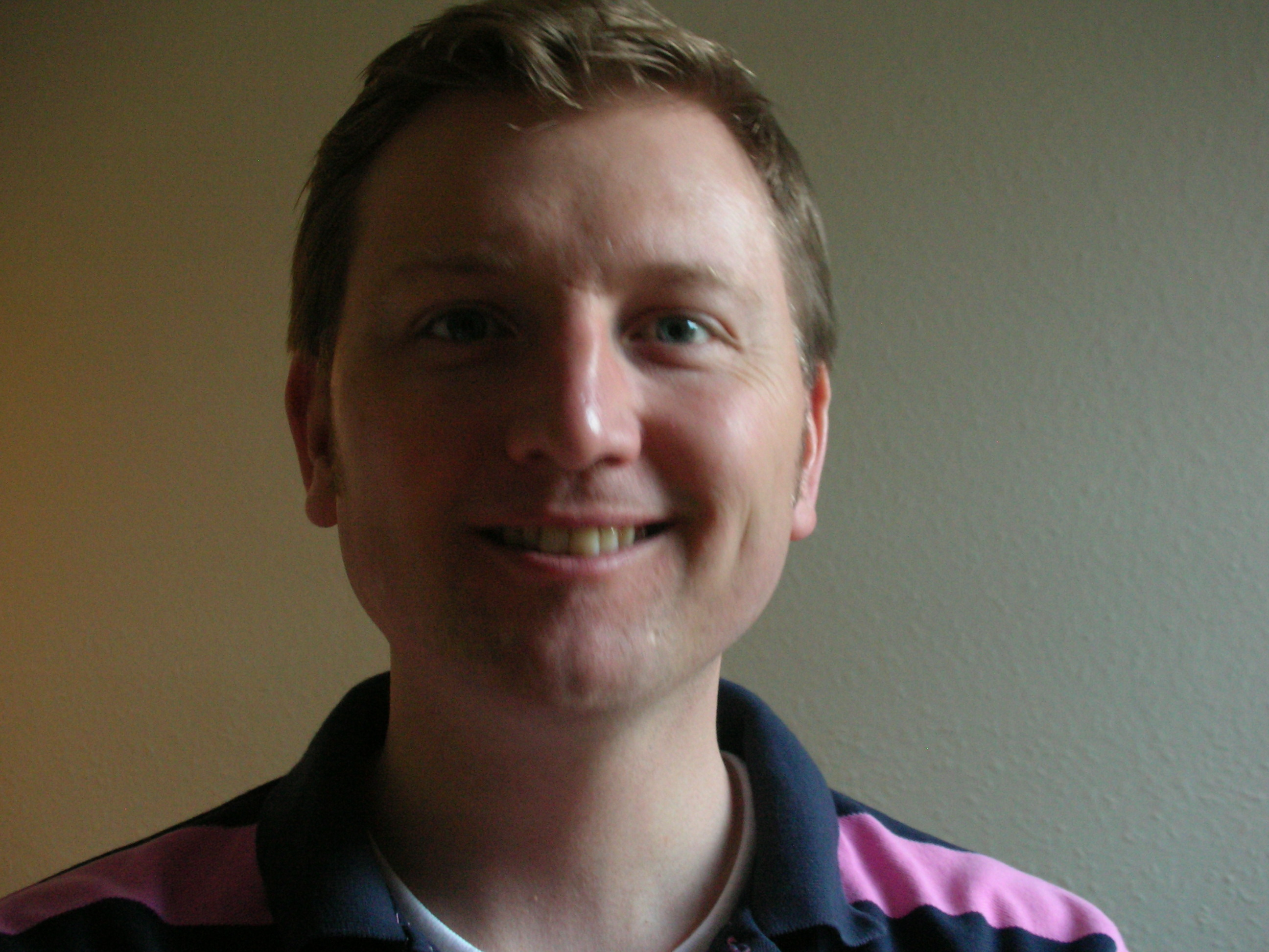 Nigel McBain