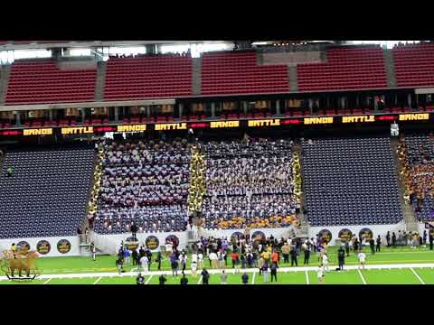 """Talladega vs. Prairie View """"Stand Battle""""@2019 National Battle Of The Bands"""