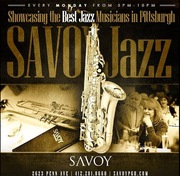 SPECIAL EVENT! - Savoy Monday Night Jazz 8th Anniversary Celebration!