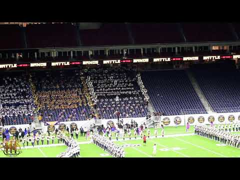 """Texas Southern vs. Tennessee State """"Stand Battle""""@2019 National Battle Of The Bands"""