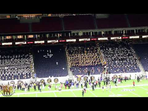 "Miles vs. North Carolina Central ""Stand Battle""@2019 National Battle Of The Bands"