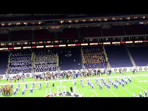 "Miles vs. Prairie View ""Stand Battle""@2019 National Battle Of The Bands"