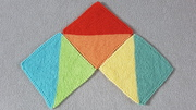 Pattern of the month - Diagonals