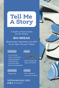 Tell Me A Story: Big Break