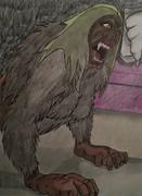 Genoveva Rossi: An American Werewolf Woman