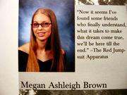Megan (34,725 miles for RJA)