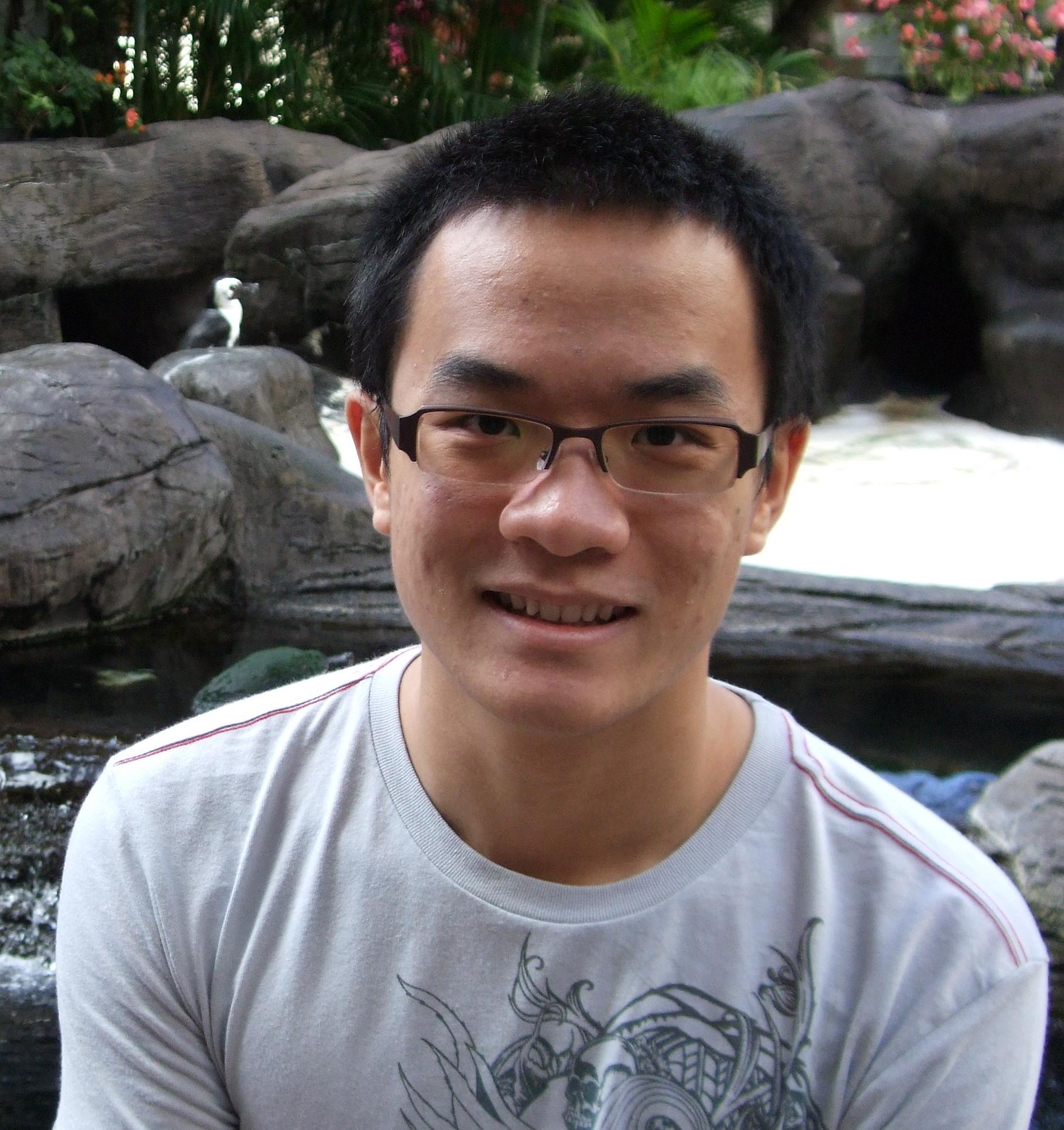 Shaoxuan Zhang