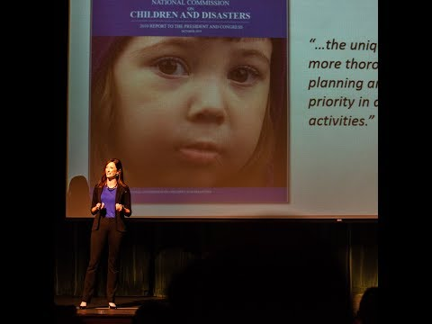 "PrepTalks: Dr. Lori Peek ""Children and Disasters - Reducing Vulnerability and Building Capacity"""