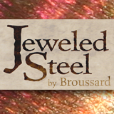 Jeweled Steel by David Broussard