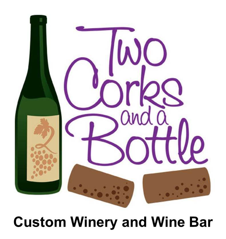 Two Corks and a Bottle
