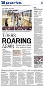 Rochester Post Bulletin sports cover 9/5/2019