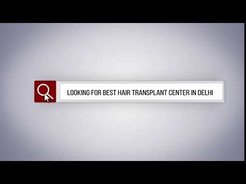 Best Hair Transplant Center in Delhi INDIA - DermaClinix