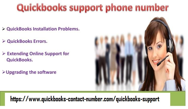Dial toll-free QuickBooks Support Phone Number and get relevant solutions 24*7