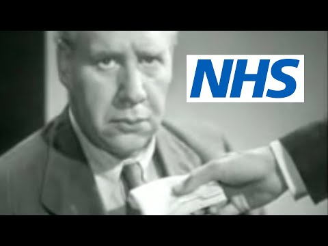 Coughs and sneezes spread diseases (1946) | NHS