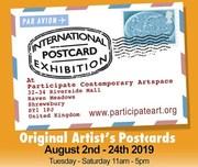 International Postcard Exhibition