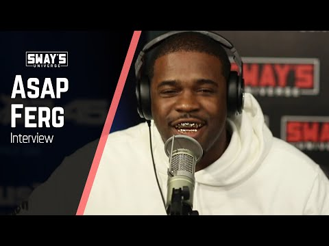Chance the Rapper & A$AP Ferg Freestyle on Sway in the Morning for 15 Minutes