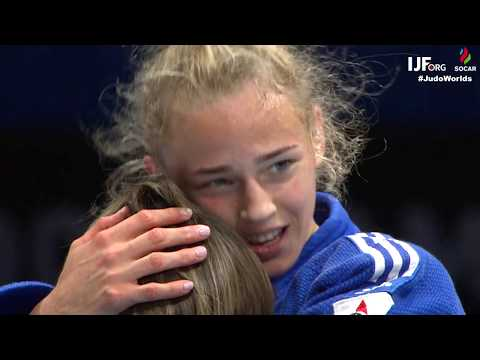 #JudoWorlds Day 1 Review