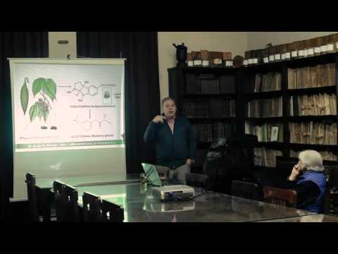 FITOMEDICINA   Enfoque Actual por el Dr  Jorge R  Alonso