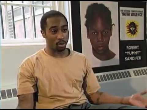 Tupac Shakur: Clinton Correctional Facility Prison Interview, September 1995