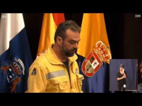 LOS BOMBEROS DE GRAN CANARIA PIDEN MEJORES CONDICIONES OPERATIVAS TRAS LOS INCENDIOS Y SER PARTE DEL CENTRO COORDINADOR DE EMERGENCIAS - ESPAÑA